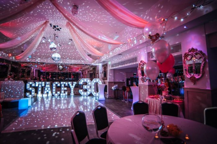 Party Hire Package