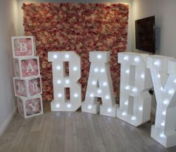 Baby Shower Party Hire